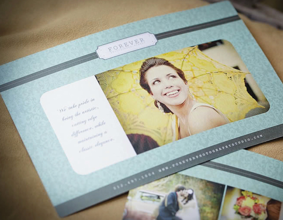 photographer business card templates | bittersweet design boutique | photoshop templates