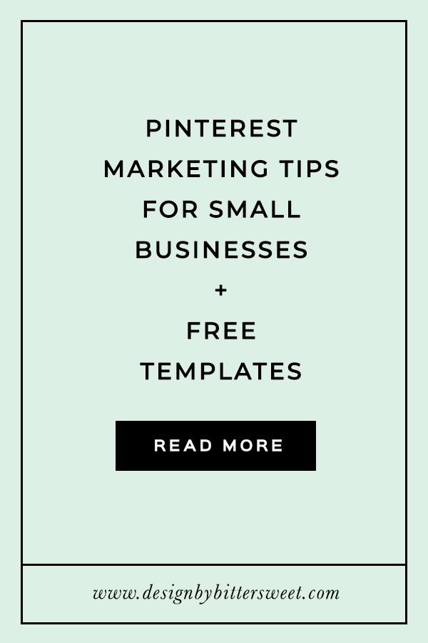 Pinterest marketing tips and free board cover templates. Photographer social media marketing.