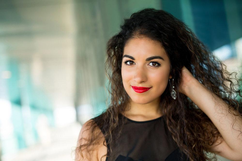 Sophia Burgos - Soprano
