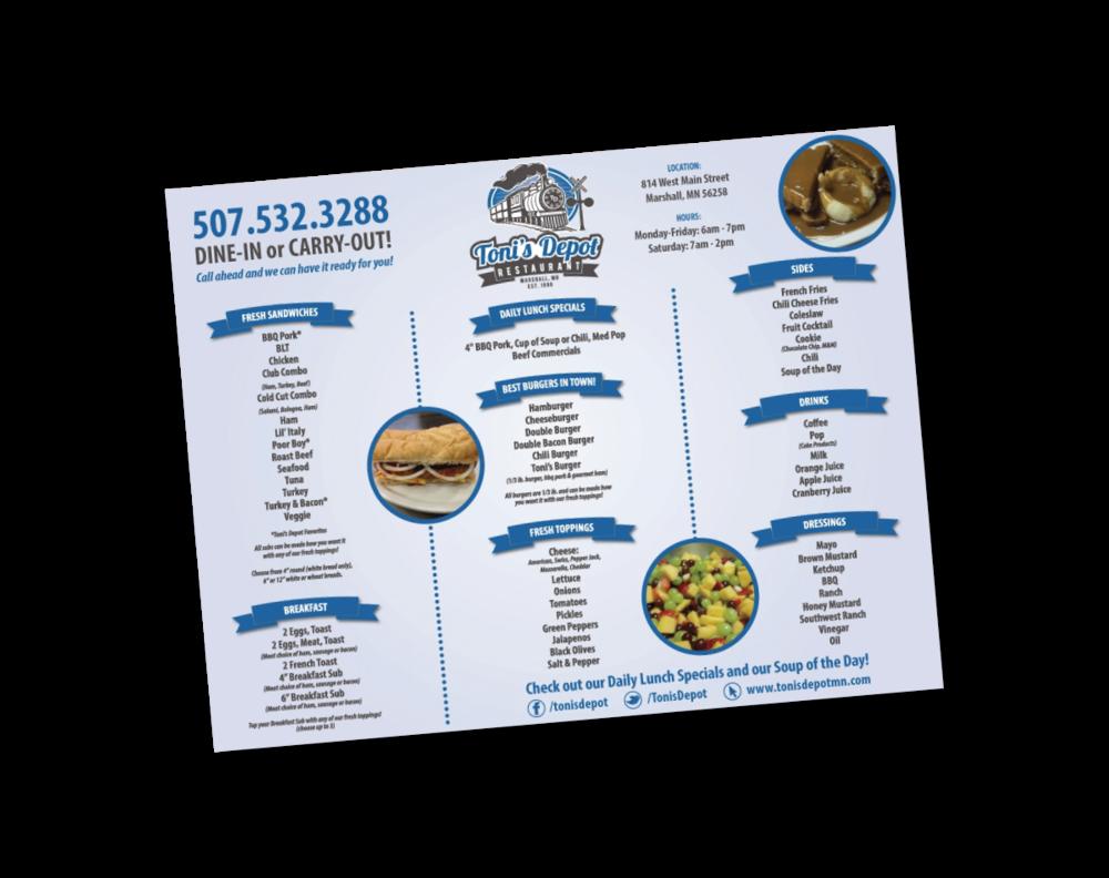 tonis-depot-menu-design.png