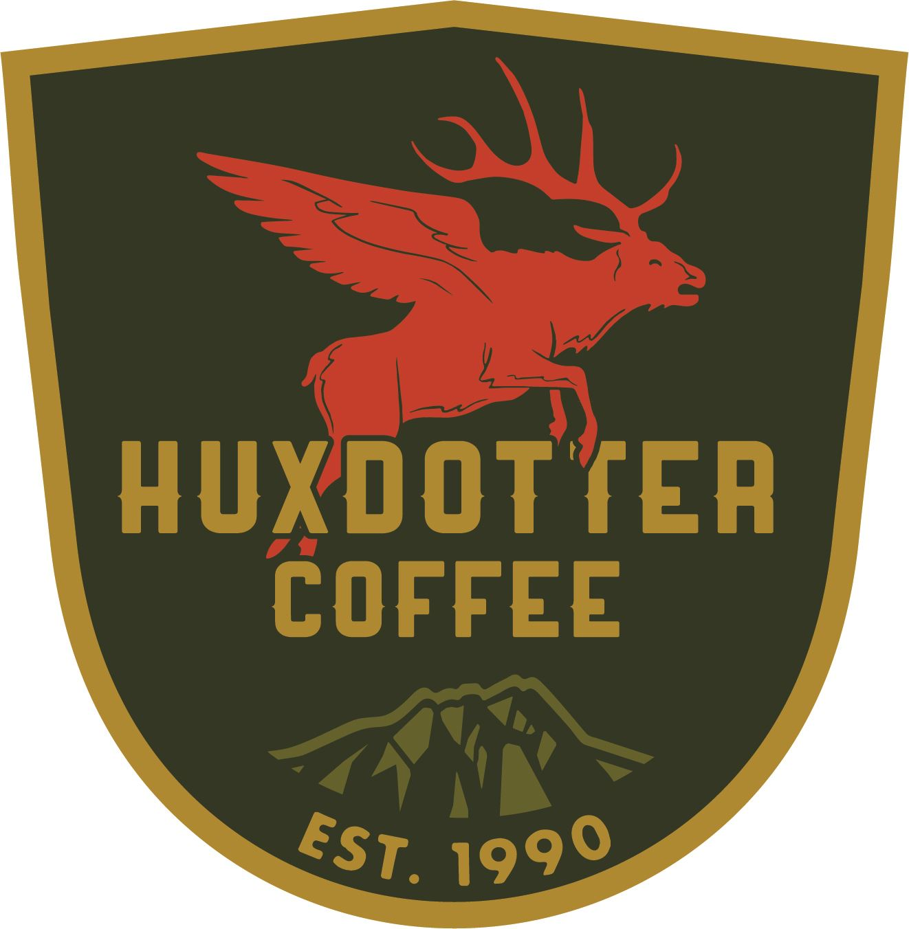 Huxdotter Coffee | North Bend | Organic Coffee Roasters