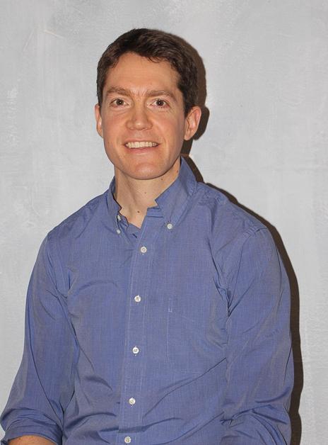 Britton Mann, Acupuncturist