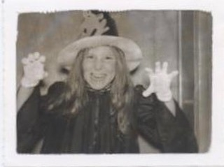 Happy Halloween my pretties!  1962! #halloween #witch #givemeallyourcandy #trickortreat