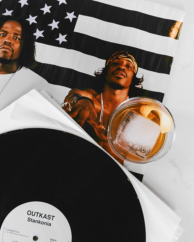 Happy #TalesOfTheCocktail! If you're dining with us during 7 for $75 tonight, be sure to indulge in some of @RootNOLA's Record Collection, including @Outkast's #Stankonia: Bourbon, Bourbon-Soaked Vanilla, Bitters. Not eating at #SquareRootNOLA? Check out Root, upstairs at 1800 Magazine Street. Cheers! #SquareRootNOLA #NOLAdrinks