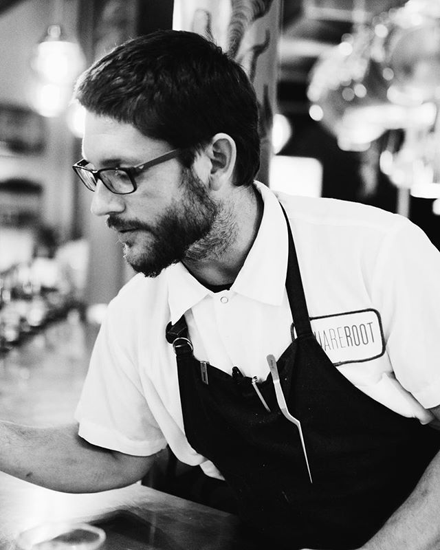 We are Louisiana's Only Southern Chef's Table. Experience Square Root with Chef de Cuisine Brad Henley by booking your tasting via the link in bio. #SquareRootNOLA #NOLAeats