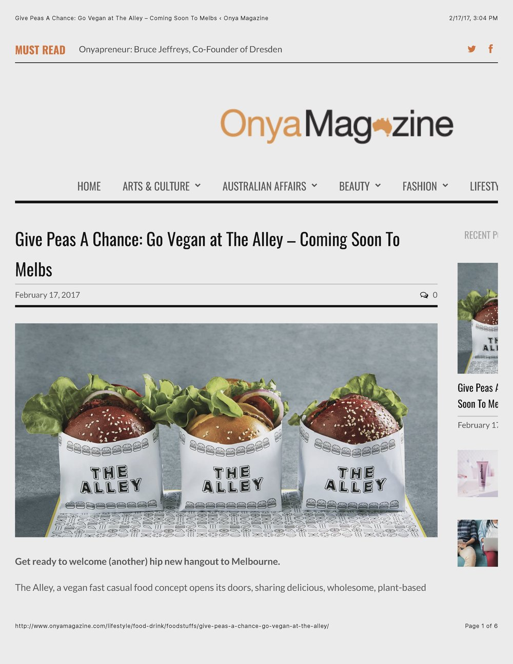 Give Peas A Chance_ Go Vegan at The Alley – Coming Soon To Melbs ‹ Onya MagazineOCR_Page_1_1.jpg