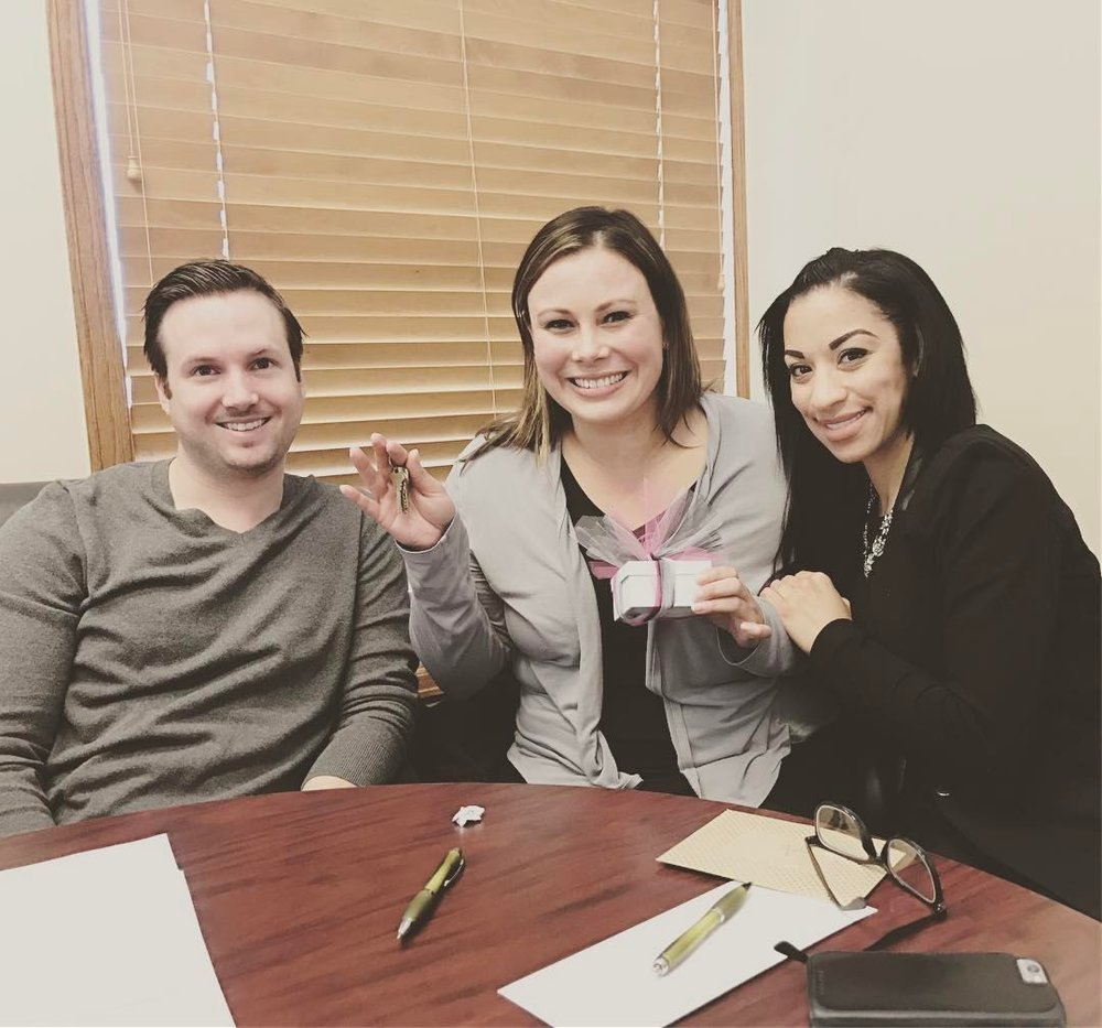 - Congrats to Amanda Regalia on their closing! Amanda is a big supporter of  Suicide Prevention Coalition of Colorado. Today we'll be donating on their behalf! Thank you Amanda for choosing RH Luxe Group as your trusted Real Estate Team!