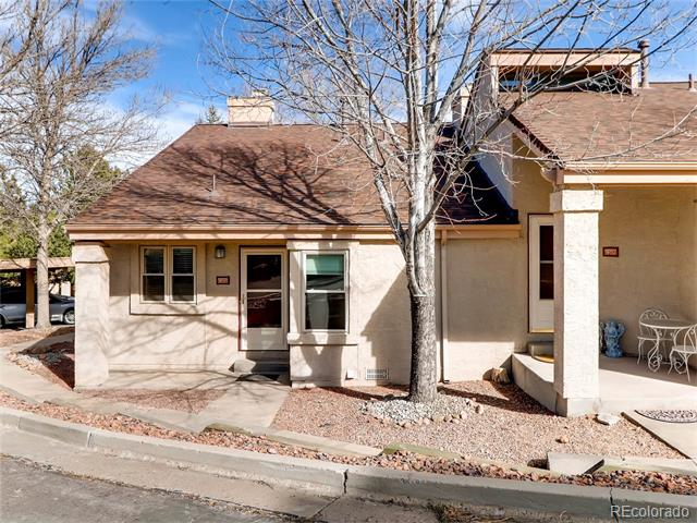 SOLD - 650 Autumn Crest Cir #A Colorado Springs, CO 809192 Bedroom, 2 Bathroom, 1,066 Square Feet, 2 parking spots