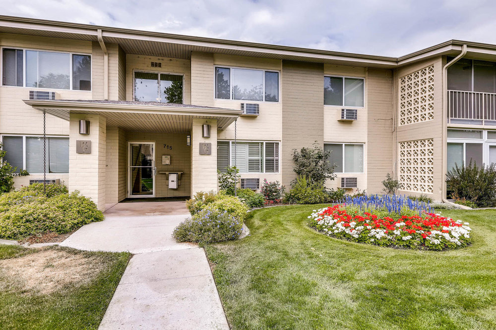 SOLD - 715 S Clinton St. #2BDenver, CO 80247