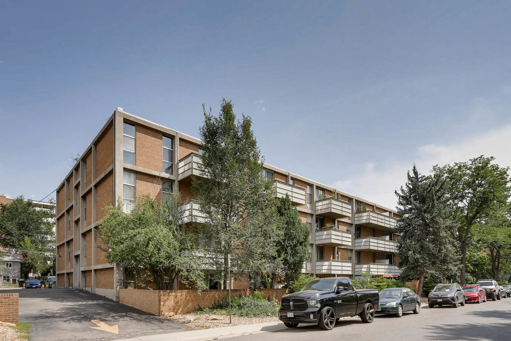 SOLD - 2500 S York St. Unit 105, Denver CO 80210