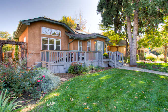 SOLD  - 2414 S Steele St, Denver CO 80210