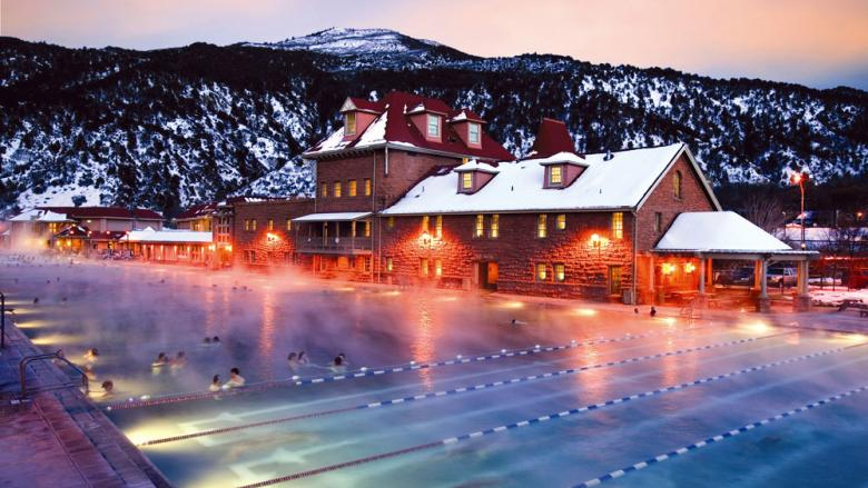 - Hot Springs: Another good reason to book it to the mountains! As the weather cools down make your way to the natural hot springs. Glenwood Springs is a perfect little town to spend a weekend and take a dip!
