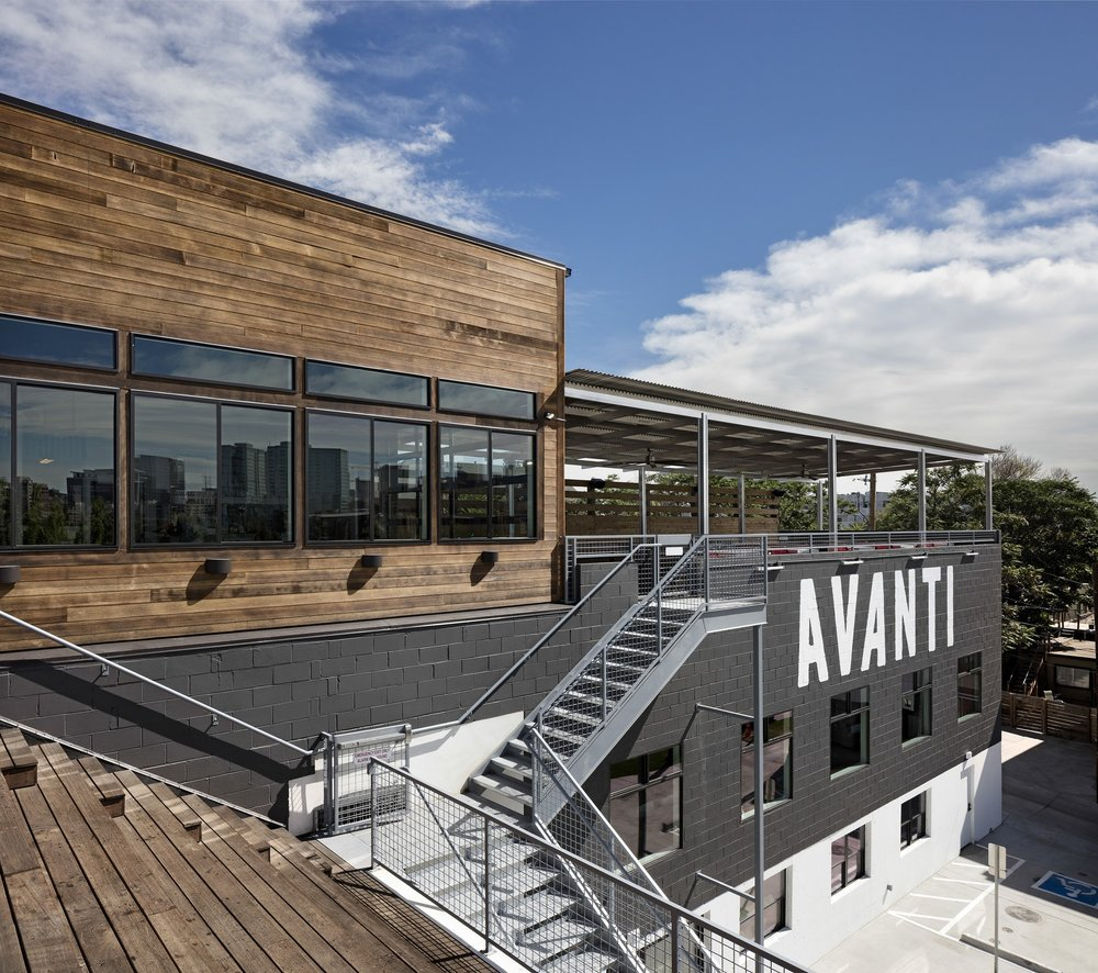 Avanti Food and Beverage, 3200 Pecos Street.