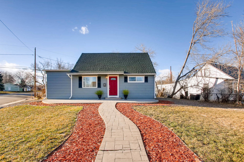 UNDER CONTRACT   - 2595 S Julien St.  Denver, CO 80219