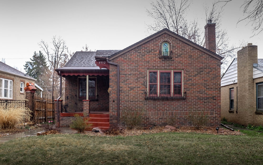 RENTED - 3532 Meade St. Denver, CO 80211