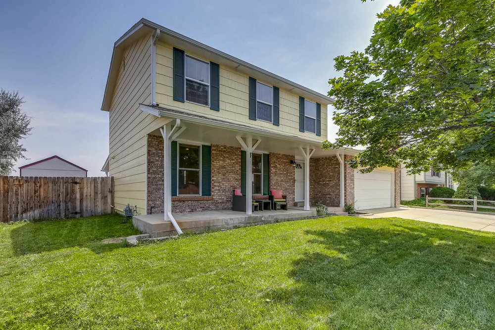 SOLD - 1776 S Yampa Aurora CO 80017