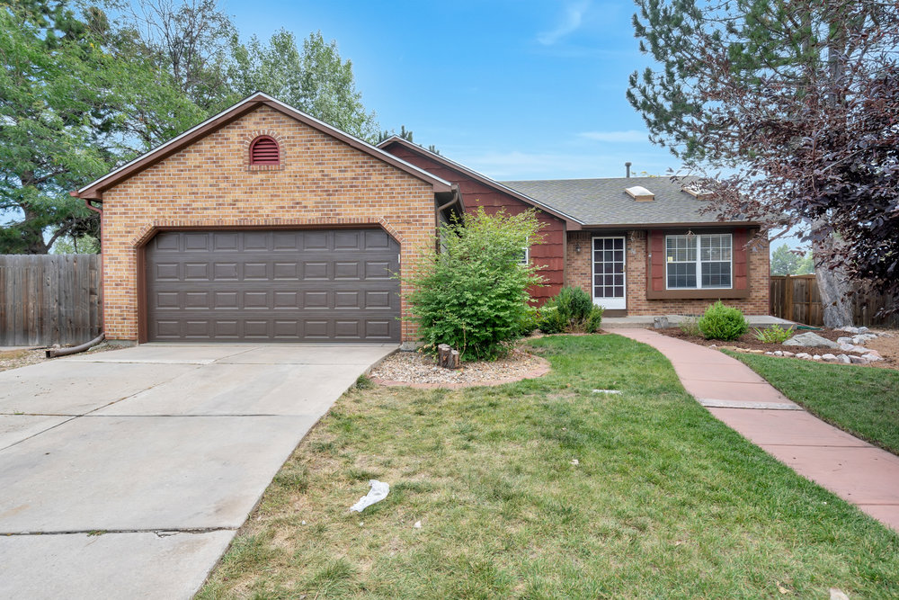 SOLD - 8721 Aspen Ct. Parker, CO 80134