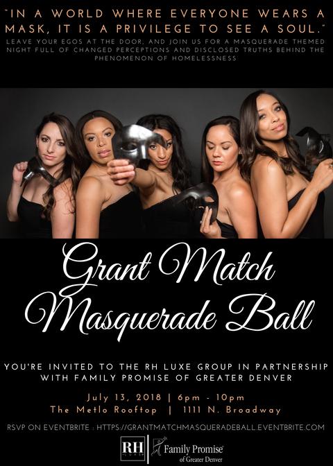 Brown Elegant Photo Masquerade Invitation.jpg