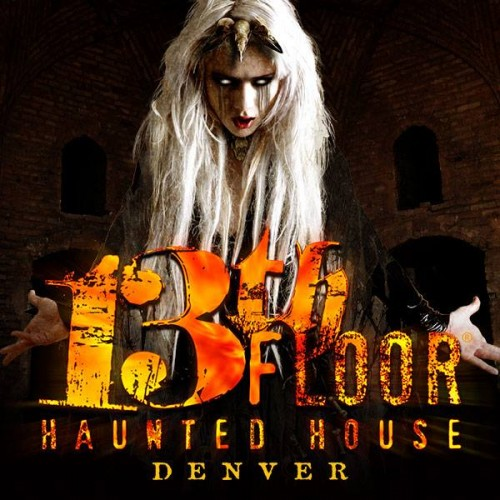 - Go to a Haunted House: I literally hate haunted houses buttt The 13th Floor Haunted House has been a Colorado staple since I can remember! It has even been featured on abc news and The Huntington Post! Check out this super creepy haunted house every Friday and Saturday night until November 4th!