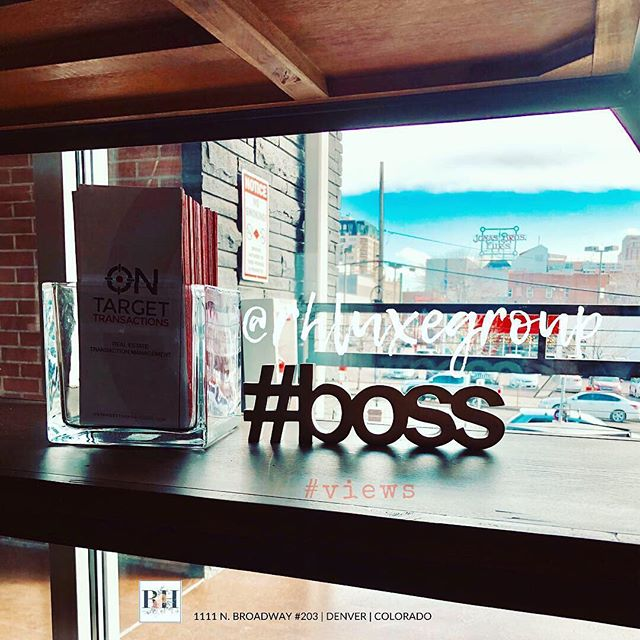 "Happy #facts Friday!  The moment you have all been waiting for:  PART 3 OF 100 THINGS TO DO IN DENVER.  I live for music and concert venues! Fell in 🎧🖤 @cervantesmasterpiece #39 and have been to all but 2! What about you?  Did you know that our office @themetlo is located in the heart of Denver's Golden Triangle district? With an amazing rooftop venue that we use the heck out of [which if you're interested one of the most underestimated hidden gem/ downtown Denver rooftop venues please send a PM ASAP]!! 💎 Surrounded by popular historic buildings, one-of-a kind colonial style homes, welcoming local shops galore!  @denverartmuseum @denverlibrary. Astonishing architecture from our gold plated State Capital to the @civiccenterdenver. Flourishing Denver nightlife! @eatstk @thefrontporch_denver @clubvinyl @thefourseasonsrestaurant @punchbowlsocial @avantifandb @theviewhouse my personal favorite @thegoodsrestaurant !  Have a wonderful weekend, and I leave you with a quote that I'd like you to take literally and figuratively! ""If you don't like where you are, then move.""🙌 #denver #colorado #wishyouwerehere"