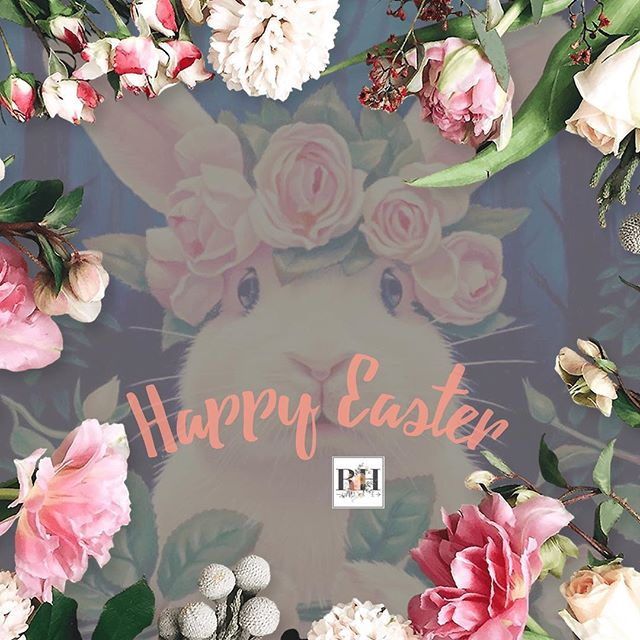 Wishing you all a wonderful Easter Sunday🥰😊💝! #happyeaster #rhluxegroup 🐰🐣