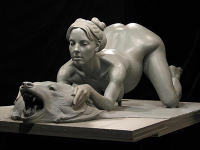 Sculpture by Daniel Edwards