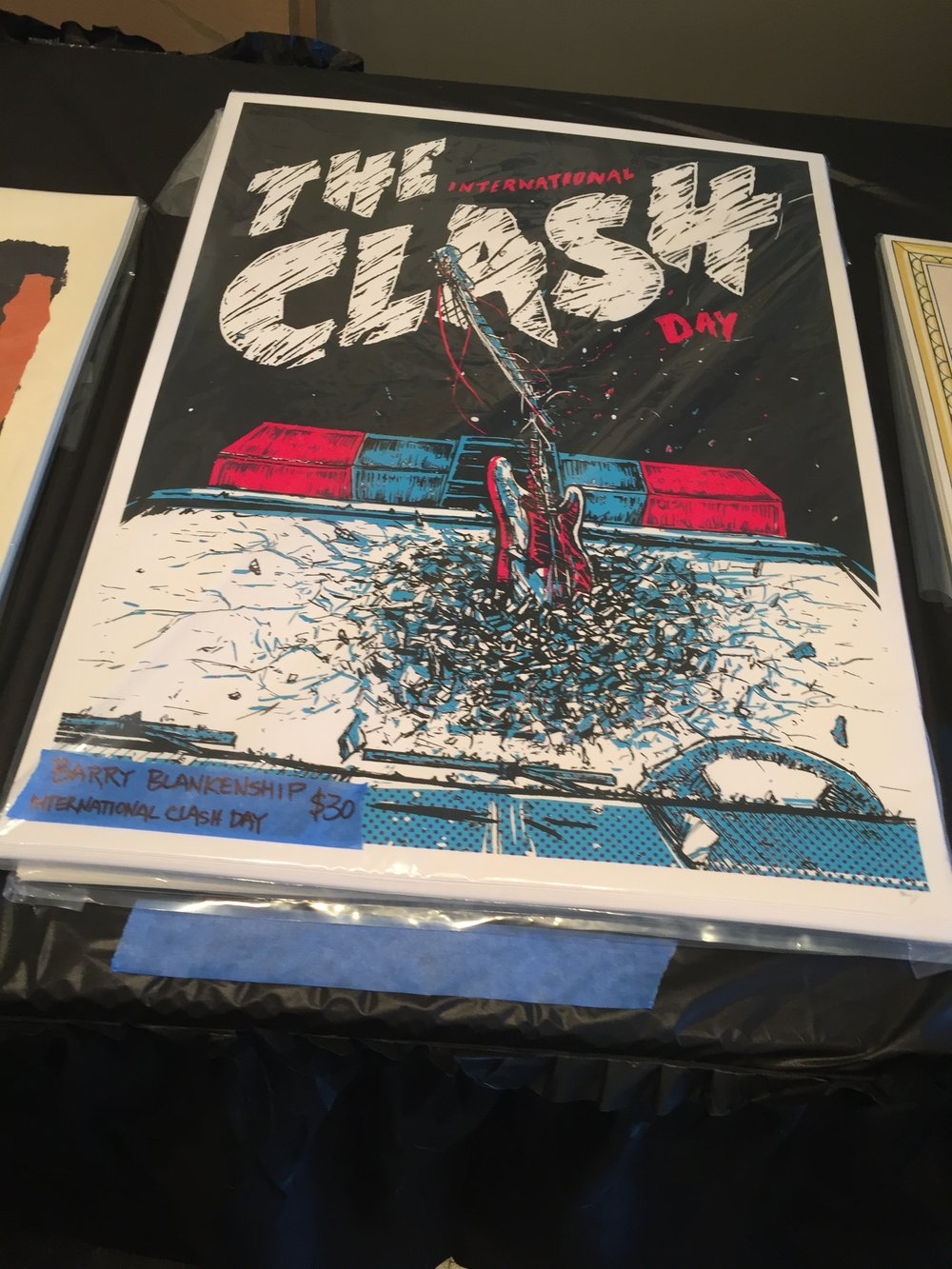 Paperstock-pacific-northwest-poster-art-nw-folklife-2017-seattle-the-clash-day.JPG