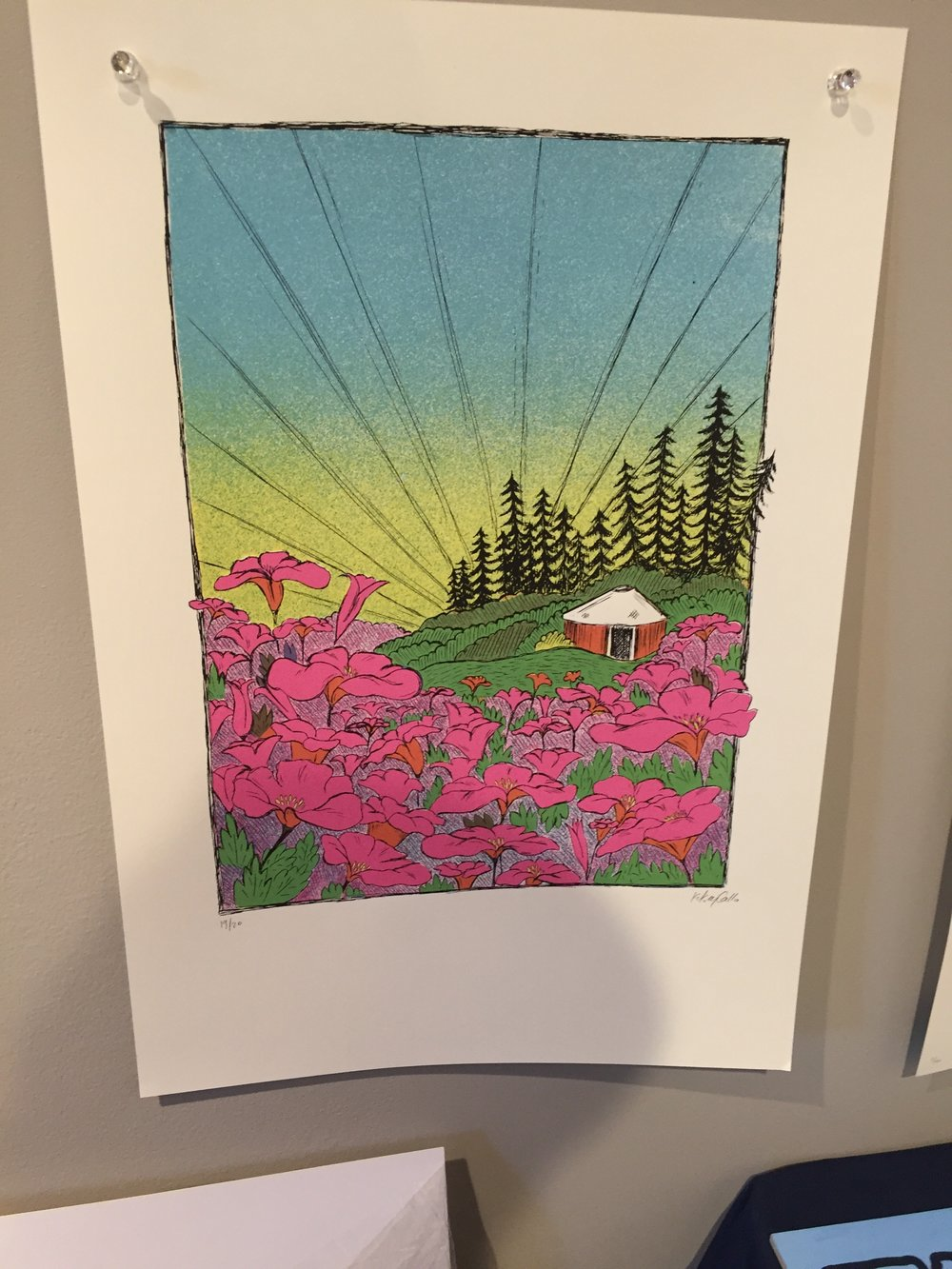 Paperstock-pacific-northwest-poster-art-nw-folklife-2017-seattle-dome-flowers.JPG