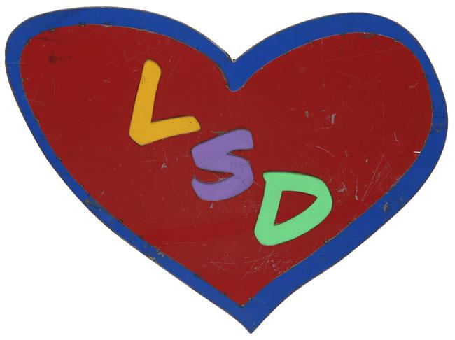 """LSD"" by David Buckingham"