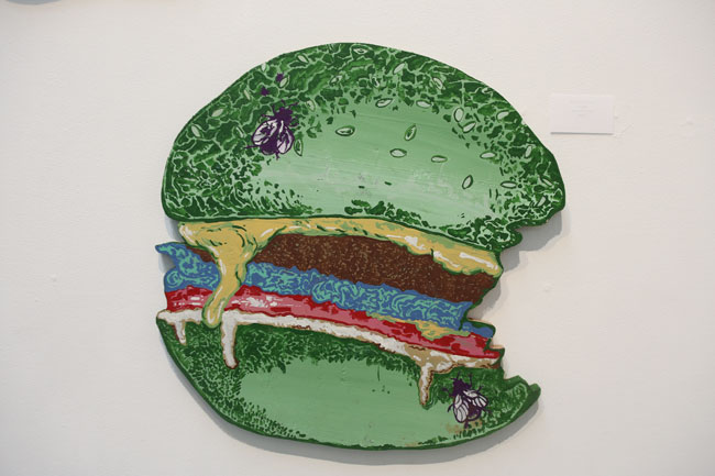 """Burger"" by Jamie Polancic"