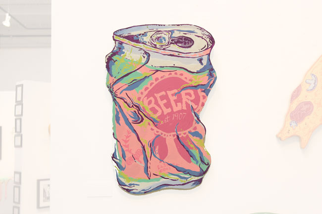 """Beer"" by Jamie Polancic"