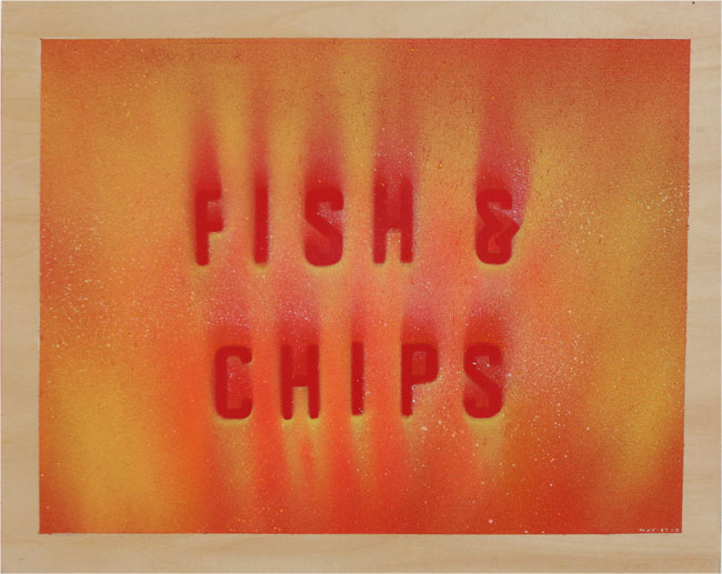 """Fish & Chips"" by Mark X Farina"