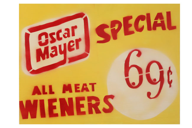 """Oscar Mayer Wieners"" by Choncey Langford"