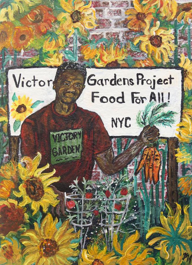 """""""Victory Garden"""" by Marius Mason"""
