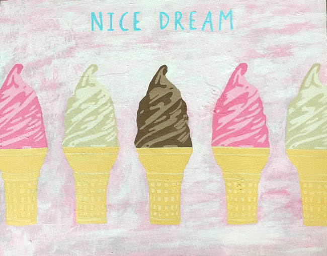 """Nice Dream"" by Terri Berman"