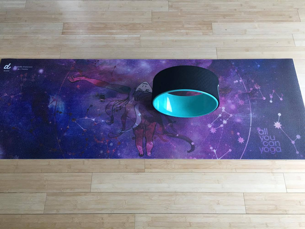 Mat for All You Can Yoga