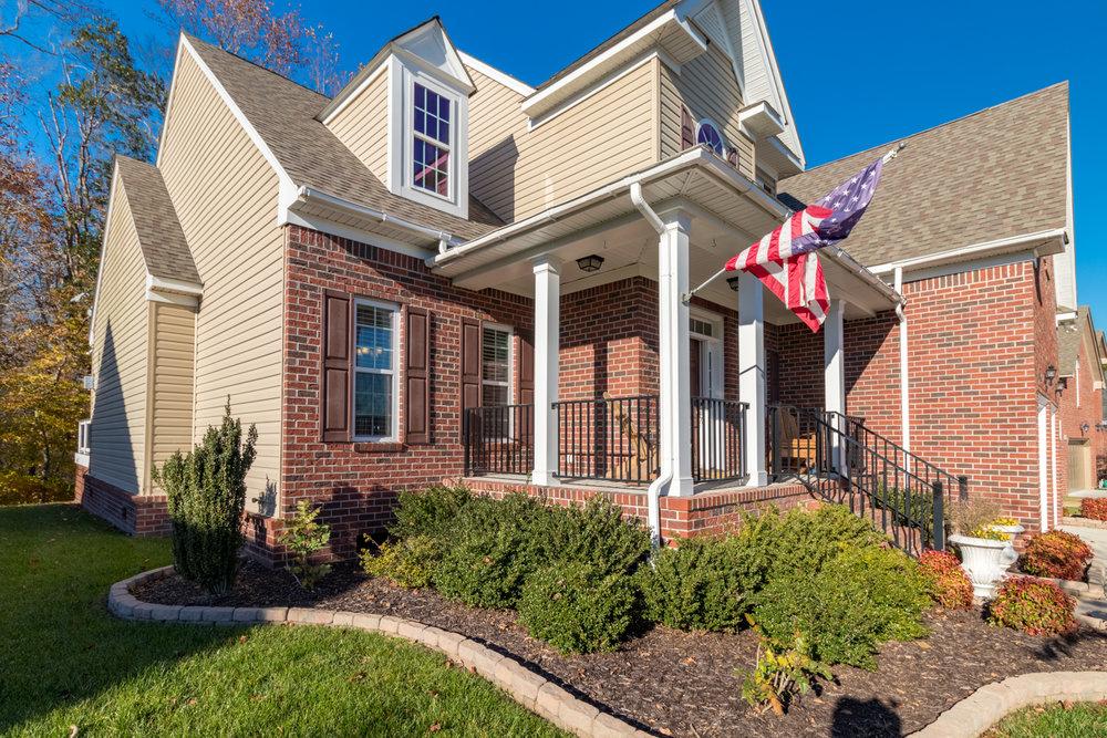 Chesapeake real estate drone photos