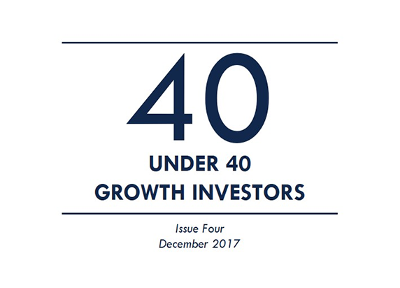 GrowthCap's Top 40 Under 40 Growth Investors Of 2017