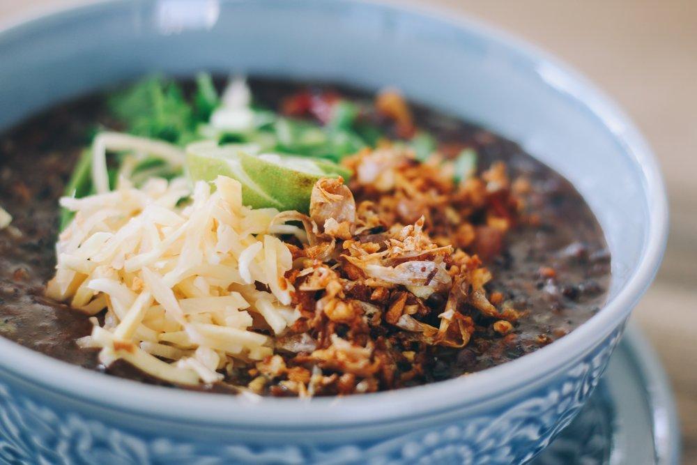 vegan, chiang mai, curry, thailand