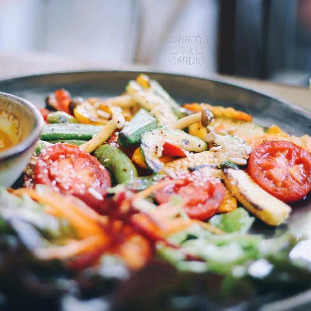 vegan, chiang mai, thailand, vegetables