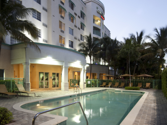 Courtyard By Marriott Ft Lauderdale