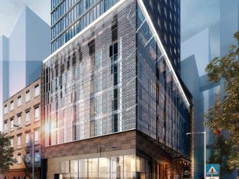Marriott Courtyard – Manhattan