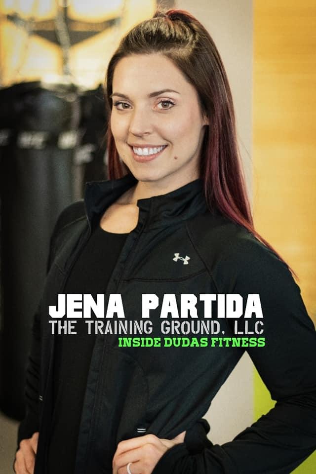 Jena Partida The Training Ground