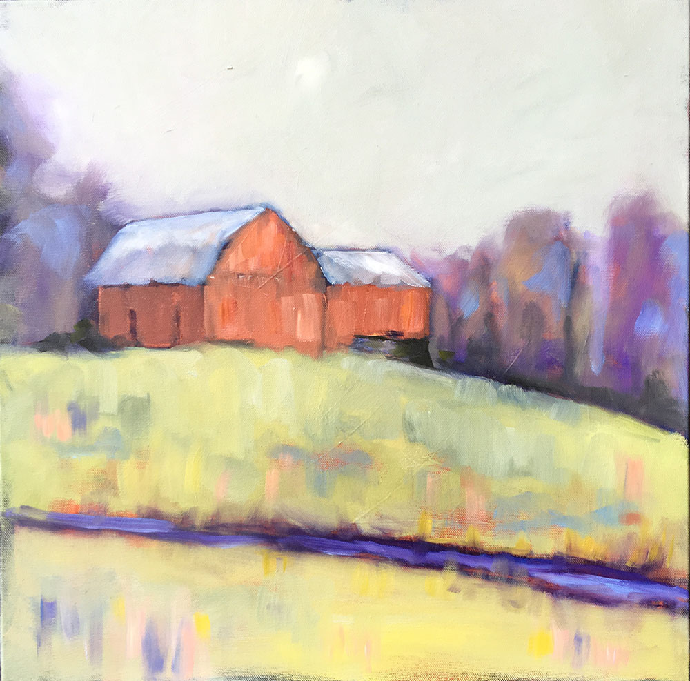 Red Barn / SOLD