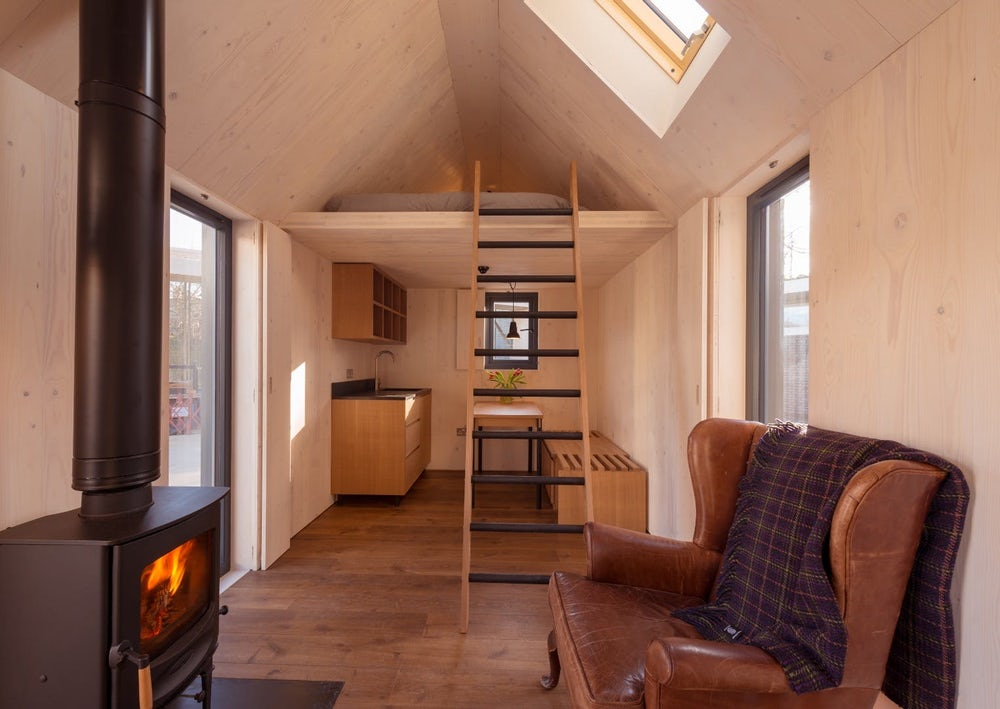Tiny Home Walkthrough -