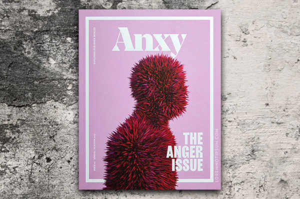 Anxy Magazine , Issue 1. 2017