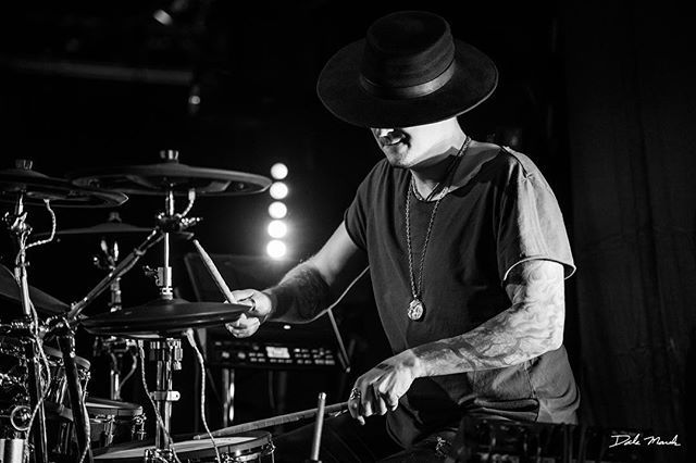 Getting ready for #namm2019 this year! Really excited to announce what we've got prepared. @roland_us #td50 #spdsx . . @dreamviewslive . . #MadintheHat #MitH #wereallmadhere #embracethemadness #djdrummer #roland #dancemusic #livetoplay #musicismylife #drummerlife #dj #housemusic #drumstagram #instadrummer #rave #edmfamily #creativityfound #electronicmusic