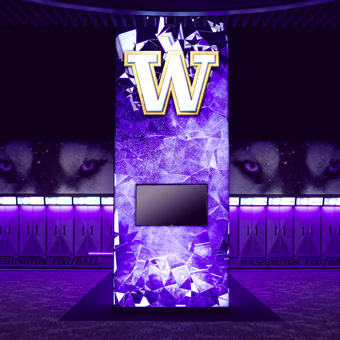 UW Locker Room