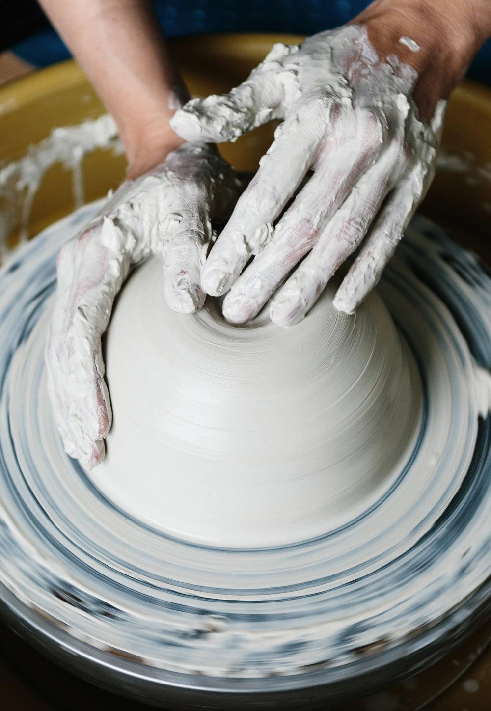 Gerhard Ceramics | Process