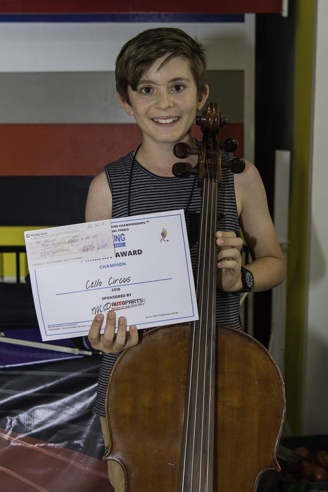 Cello Circus
